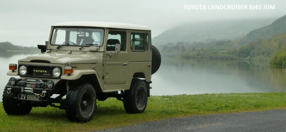 TLC BJ40 FJ40