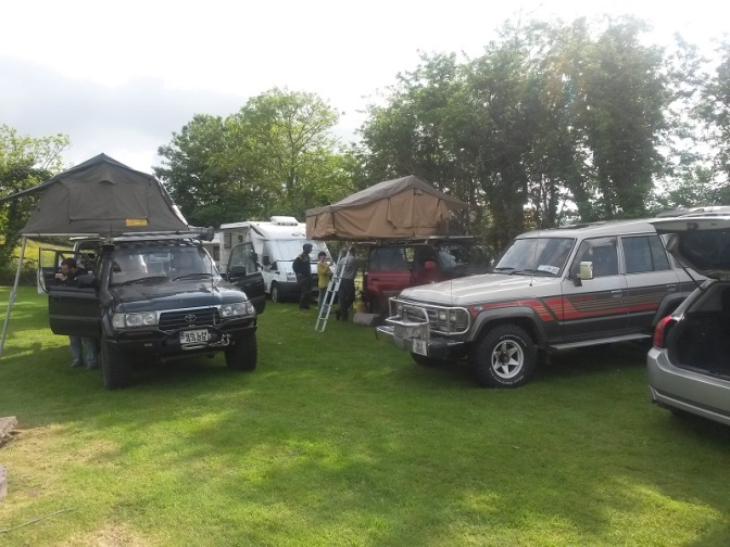Classic Toyota Show in Frosses – Donegal